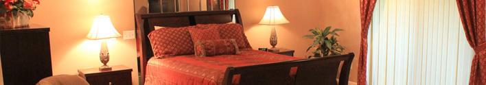 <span>Villa I</span> Bedrooms